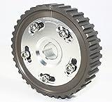 For Honda Civic Del Sol SOHC D16 D15 D13 D Series Engine Adjustable Cam Gear-Silver