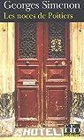 Les noces de Poitiers par Simenon