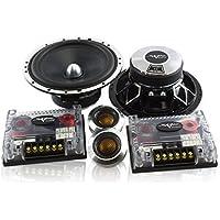 Skar Audio SPX-65C 2-Way Performance Component Speaker System, Pair