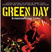 Green Day - Broadcasting Live [VINYL]