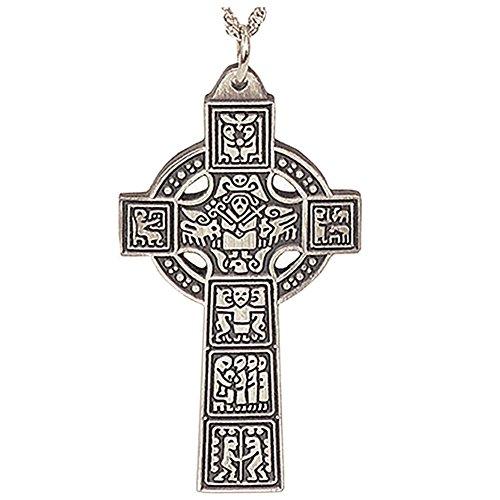 "2 1/2"" Celtic High Cross Pendant 1664"