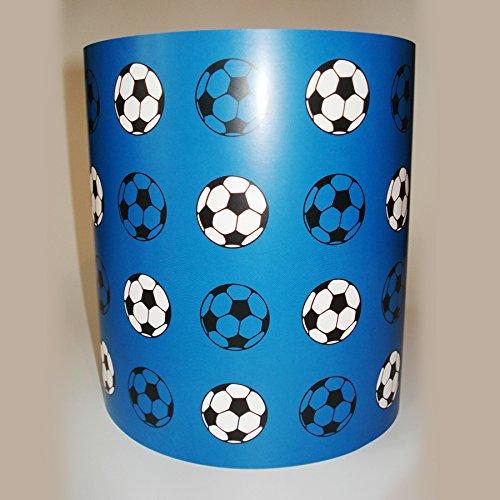 Blue football light lamp shade amazon lighting blue football light lamp shade aloadofball Images
