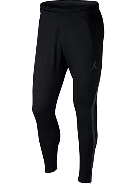 b3cc15b72896b8 Amazon.com  NIKE Jordan Dry 23 Alpha Training Pants Mens (Black Anthracite