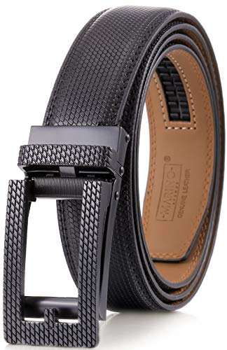 MIO MARINO Men's Ratchet Linxx Belt