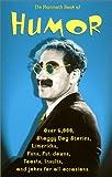 The Mammoth Book of Humor, Geoff Tibballs, 0786707836