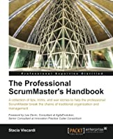 The Professional ScrumMaster's Handbook Front Cover
