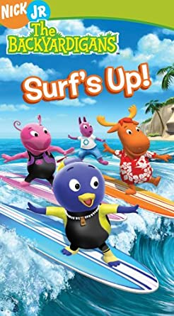 The Backyardigans - Surf's Up ...