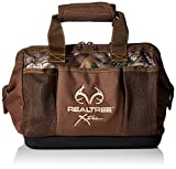 Realtree XTRA Camouflage Tool Bag Camping Hunting Automotive 13'' x 9'' x 9''