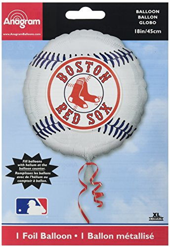 Anagram International Boston Red Sox Package Party Balloons, 18