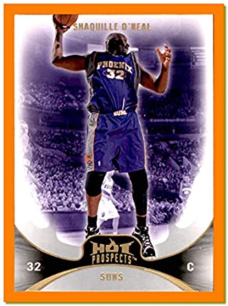 on sale 3d24f d35b0 2008-09 Hot Prospects #67 Shaquille O'Neal LSU TIGERS ...