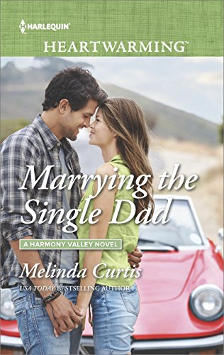 book cover of Marrying the Single Dad