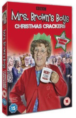 Mrs Brown's Boys Christmas Crackers ()