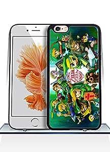 Iphone 6s Funda Case, Game - Legend Of Zelda Ultra Slim Simple Premium Pretty Style Anti Dust Impact Resistant Hard Back Funda Case For Iphone 6 / 6s [4.7 inch]