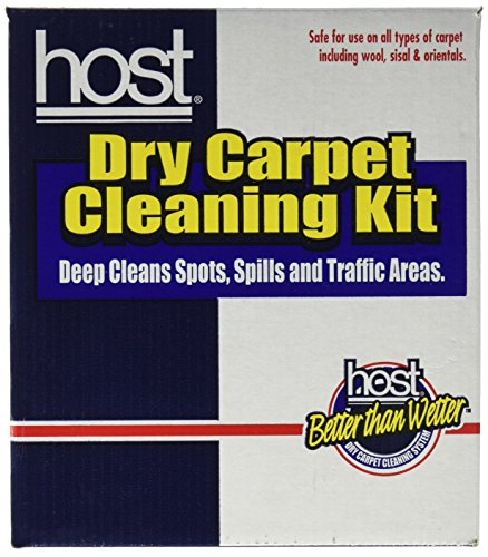 Dry Carpet Cleaning Kit - HOST C12100 Dry Carpet Cleaning Kit