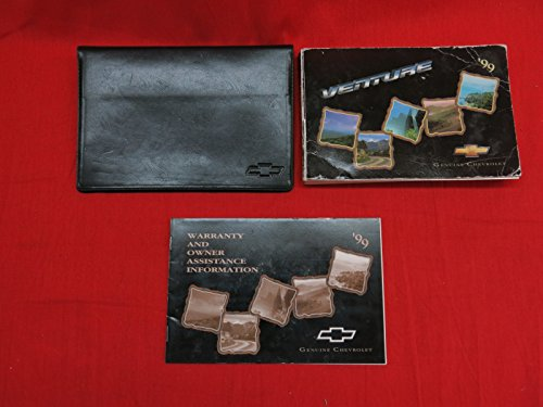 1999 Chevy Chevrolet Venture Owners Manual