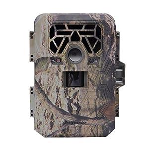 "Trail Camera, Bestguarder Game Life Sercurty Wildlife Digital Camera with HD 12 MP 1080P 36PCS IR LEDs Waterproof IP66 detection Range 75ft 2.0"" LCD Screen"