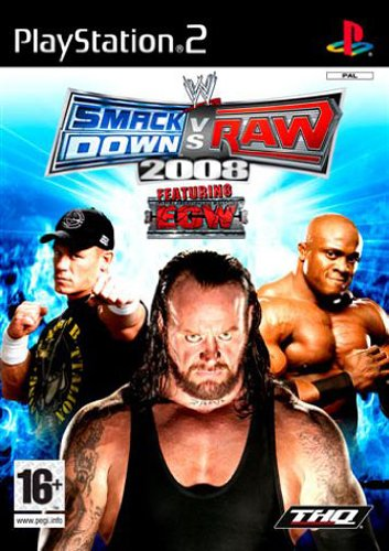12 opinioni per WWE Smackdown VS Raw 2008