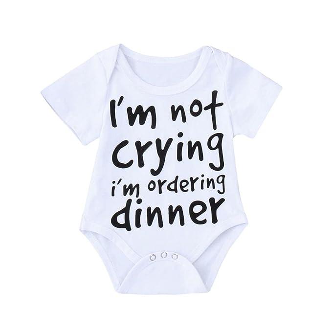 Amazon.com: Kehen recién nacido bebé niña niño ropa de ...