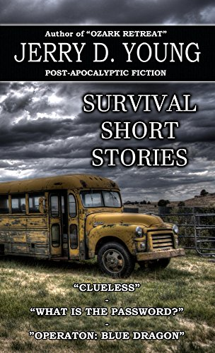 Survival Short Stories by [Young, Jerry D.]