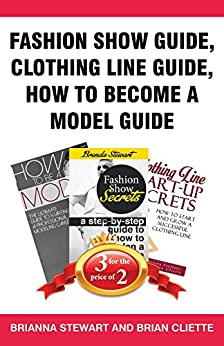 Book Bundle Package Fashion Show Guide Clothing Line