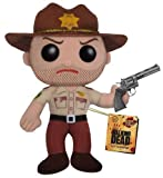 Funko Walking Dead: Rick Grimes Plush