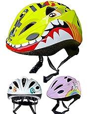 Skullcap® Fahrradhelm für Kinder ♥ von Kindern gestaltet von Profis gebaut - Kinderfahrradhelm