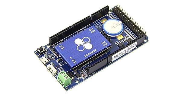 SeeedStudio - 86Duino One - Vortex86EX Soc DIY Maker Open Source ...