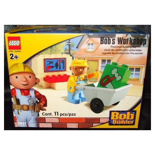 Lego Duplo Bob the Builder Bobs Workshop 3271