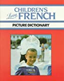 Children's French Dictionary, Living Language Staff, 0517563320