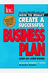 How to Really Create a Successful Business Plan: Third Edition Paperback