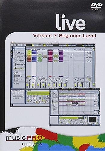Musicpro Guides: Live 7 - Beginner - Beginner 7 Level Dvd