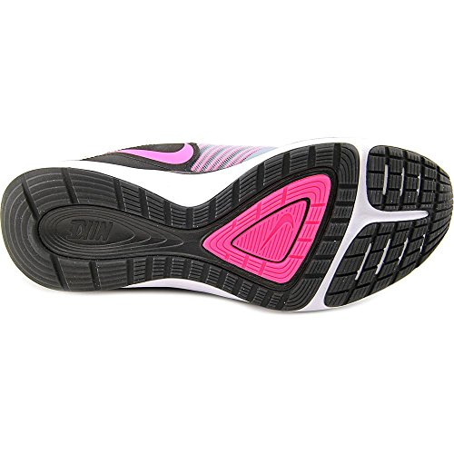 Nike Wmns Dual Fusion X, Zapatillas de Running Para Mujer Negro (Black / Pink Pow-Dove Grey-White)