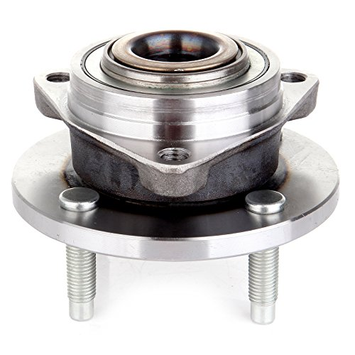 - ECCPP Replacement for Front Wheel Hub Bearing Assembly for Chevrolet Cobalt Saturn Ion 4 Lugs 513205