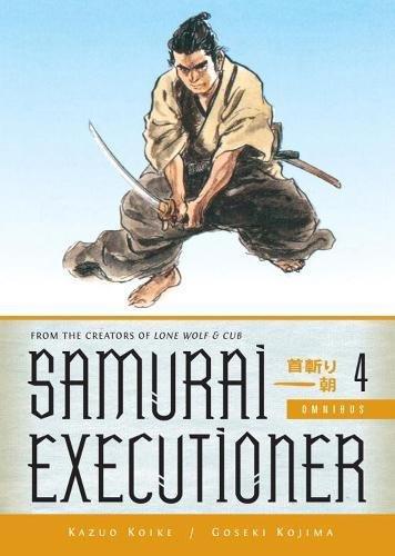 Samurai Executioner Omnibus Volume 4