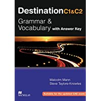 Destination C1 & C2: Grammar & Vocabulary / Student's Book with Key (Destination - New Edition)