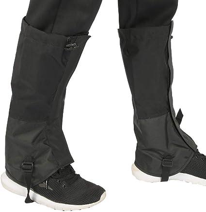 45CM Waterproof Outdoor Snow Rain Climbing Ski mud Gaiters boot leg shoes cover