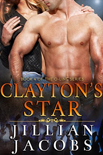 Special sale price just for KND Readers! Clayton's Star (The O-Lines Series Book 4) by Jillian Jacobs. A Hollywood starlet fearlessly prepares for danger but finds herself unprepared for the perils of love.