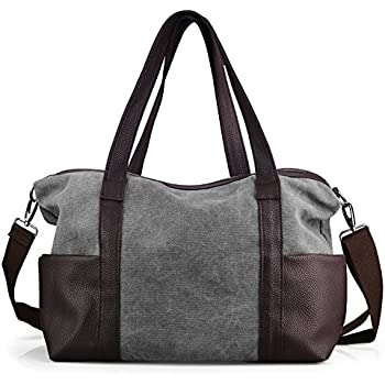 be3ba3ab7be4 Amazon.com  Canvas Handbag