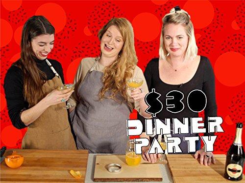 Themed Parties Ideas (Homemade Brunch Menu for)