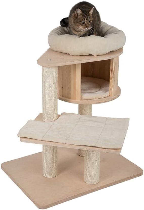 PaylesswithSS - Árbol para Gatos con Postes rascadores: Amazon.es: Productos para mascotas