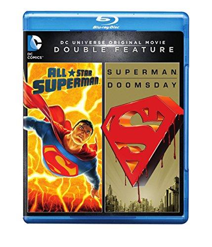 DCU: All-Star Superman / DCU: Superman Doomsday (DBFE) (Blu-ray)
