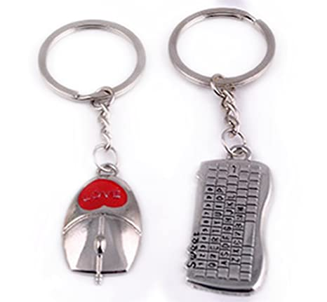 lumanuby Mode llavero para llave de coche, para puerta de ...