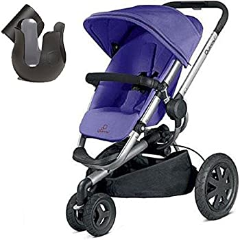 Purple Pace 2013 Quinny Buzz Xtra Stroller