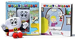 Molar in the Mirror - Children's Book and Plush Toy