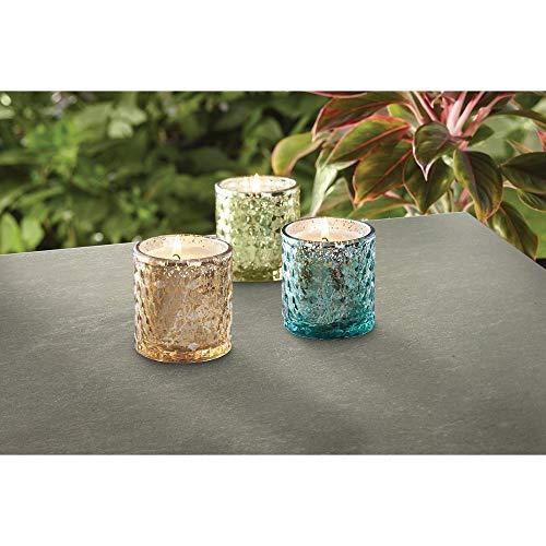 Better Homes and Garden Citronella & Lemongrass Outdoor Candles (3 Pack)