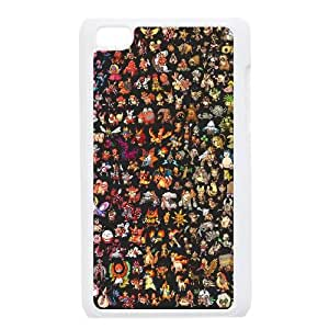 First Gen Pokemons iPod Touch 4 Case White&Phone Accessory STC_050501