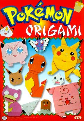 Pokemon Origami Volume 1 Ryoko Nishida Minami Aoyama