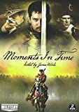 Moments in Time : Military Channel - The Crusades , Valley Forge , Jamestown , Napoleon's Lost Army , Letters From Roman Front , Krakatau , Anthony & Cleopatra , Irish Famine - Box Set -400 Minutes