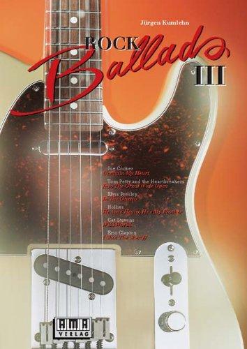 Rock Ballads, Bd.3
