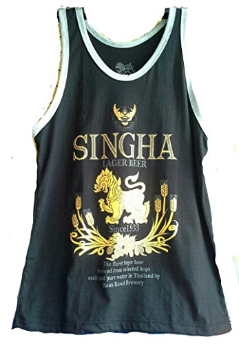 singha-tank-top-t-shirt-black-medium